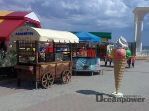 купить аппарат для мороженого oceanpower