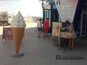 оборудование для мягкого мороженого oceanpower