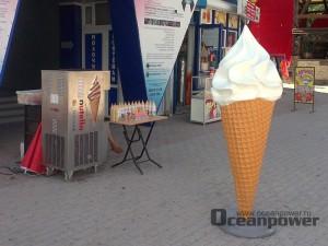 оборудование для мороженого oceanpower