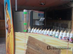 аппарат для мороженого oceanpower