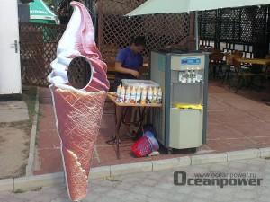 купить аппарат для мягкого мороженого oceanpower