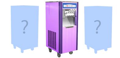 Выбор фризера для мягкого мороженого