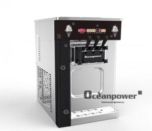 Фризер для мягкого мороженого Oceanpower DW132TC (OP132BA)